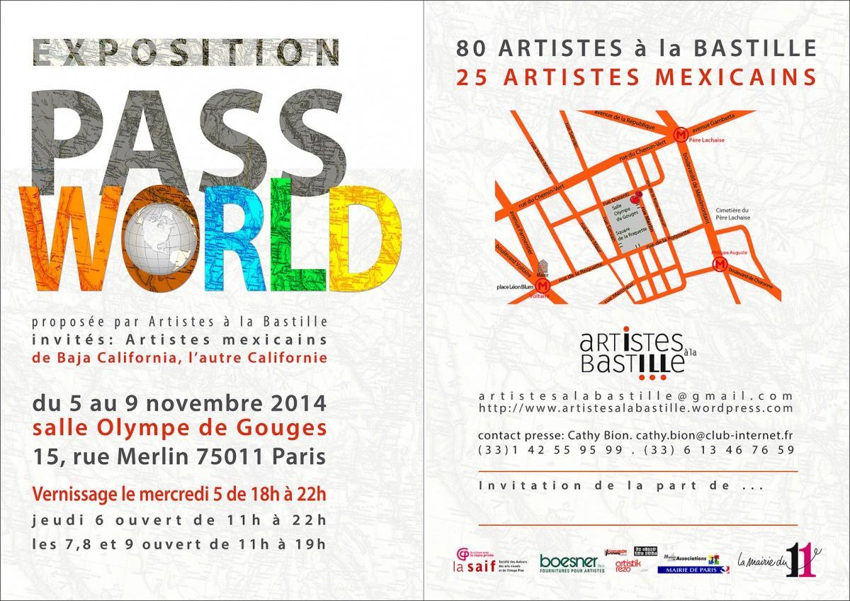 Exposition association Artistes à la Bastille