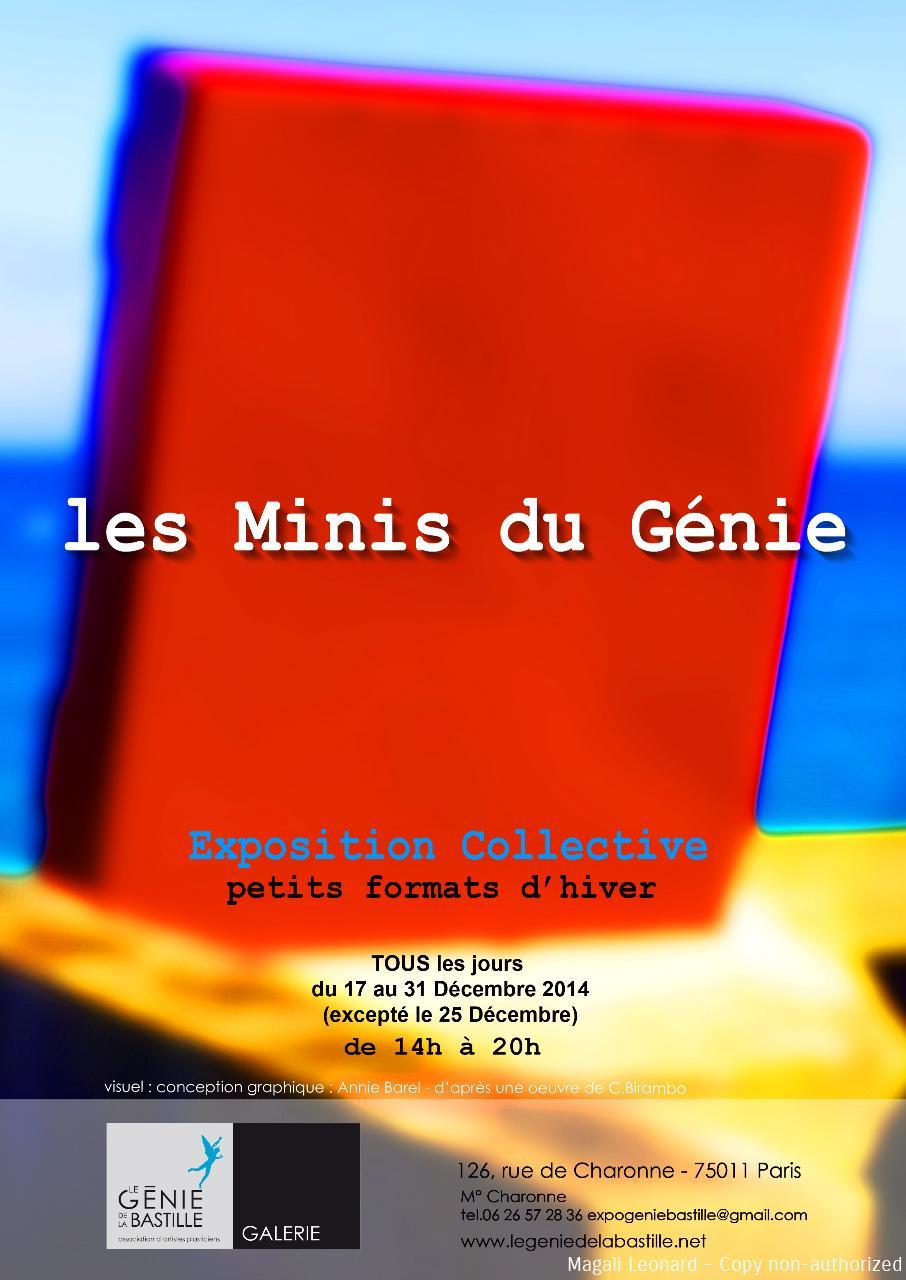"""""""mini du génie"""" galerie du génie Rue de Charonne pARIS 11eme"""