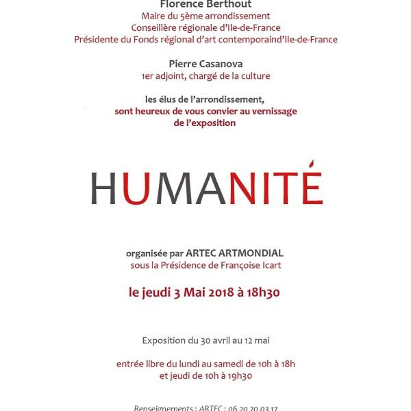 invitation vernissage